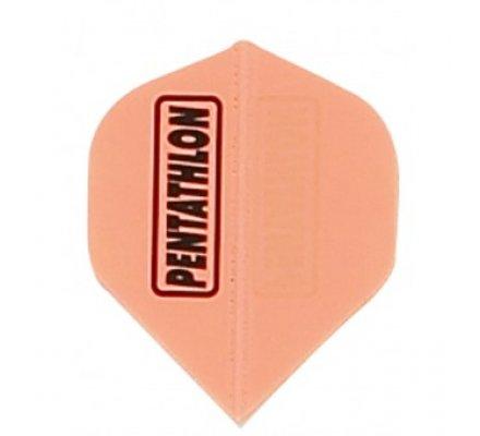 Ailette de flechettes standard FLUO Orange PE008