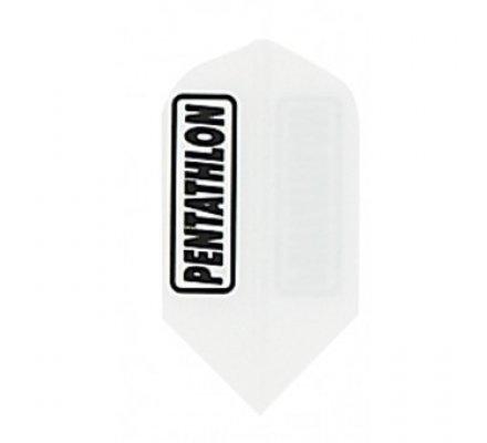 Lot de 3 ailettes de jeux de fléchettes Pentathlon PE203