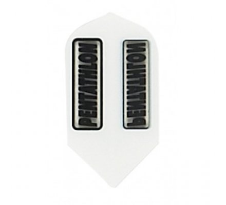 Lot de 3 ailettes de jeux de fléchettes Pentathlon PE200