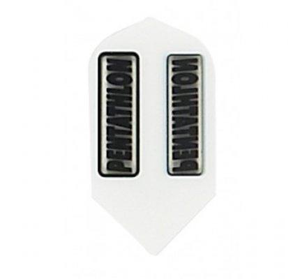 Lot de 3 ailettes de jeux de fléchettes Pentathlon PE202