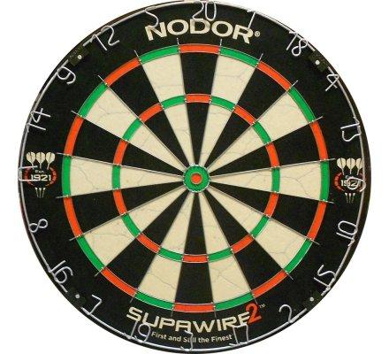 Cible de fléchettes Supawire II Nodor EA011
