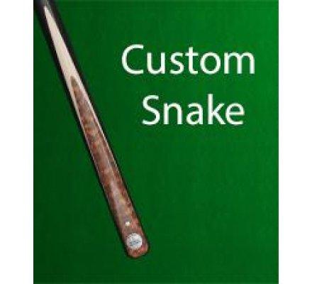 Queue de Snooker Acuerate Snake sur mesure.