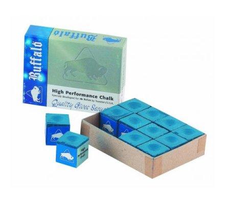 Craies Buffalo par boite de 12-Bleu