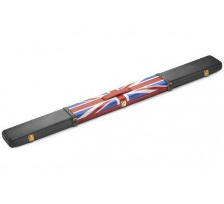 Boitier queue de billard Péradon Cuir 3/4  Grande Bretagne (2696-GB)