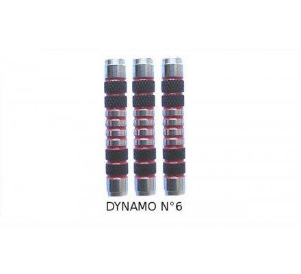 Fûts de flechettes Dynamo n°6 16gr
