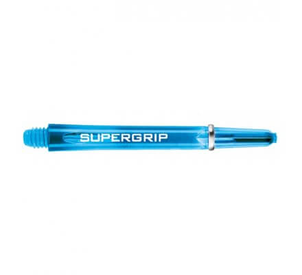 Lot de  tiges de fléchettes Supergrip Aqua Courte SP0437
