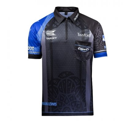 Polo Adrian Lewis - Cool Play - Taille M