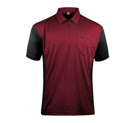 Polo Cool Play 3 Target Steel Ruby / Noir T27