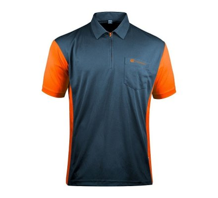 Polo Cool Play 3 Target Steel Blue / Orange T31
