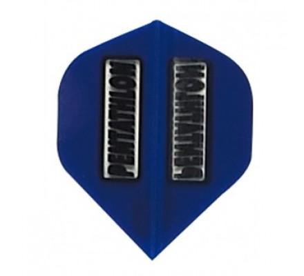 Ailette de flechettes standard Pentathlon Bleu PE003