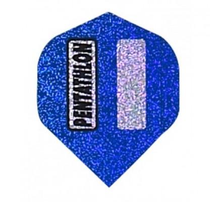 Ailette de jeux de flechettes Pentathlon RLS 2D PE383 Bleu