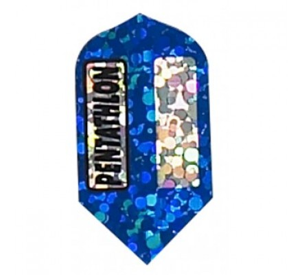 Ailette de jeux de flechettes Pentathlon RLS 2D PE343 Bleu