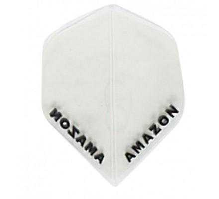Ailette de flechettes Amazon Slim Transparente Clear A630