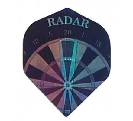 Ailette de flechettes standard RADAR Q010