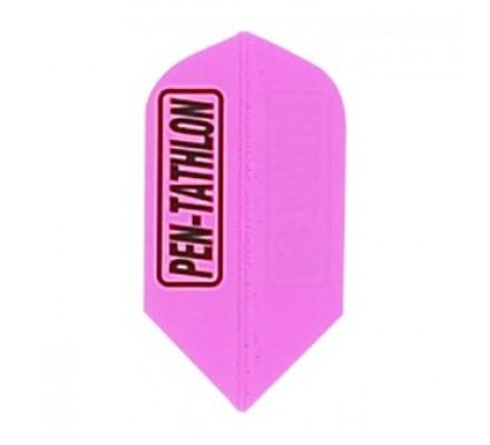 Ailette de jeux de flechettes Pentathlon PE204 BLANC