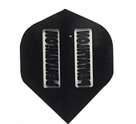 Ailette de flechettes standard Pentathlon Noir P002
