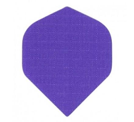Ailette de flechettes TISSU standard CITRON JAUNE T10