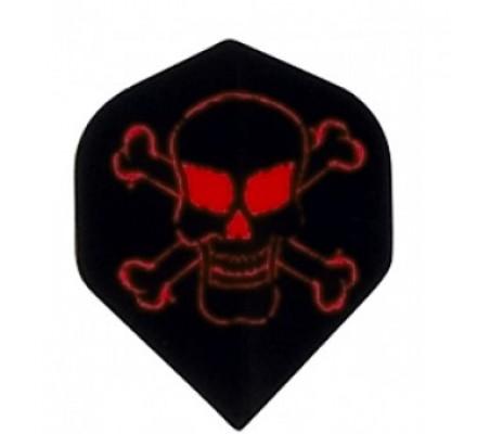 Ailette de flechettes standard CRANE ROUGE M326