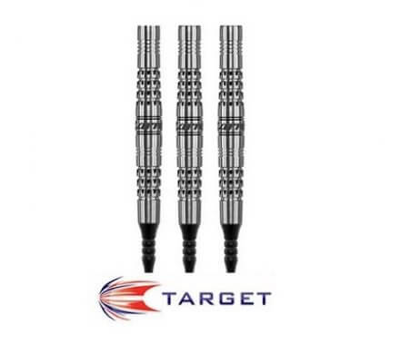 Fléchettes nylon Target Carrera C14 18gr