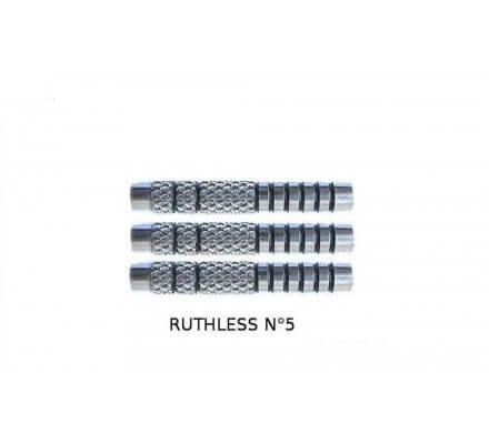 Fûts de jeux de fléchettes Ruthless n°5 16gr